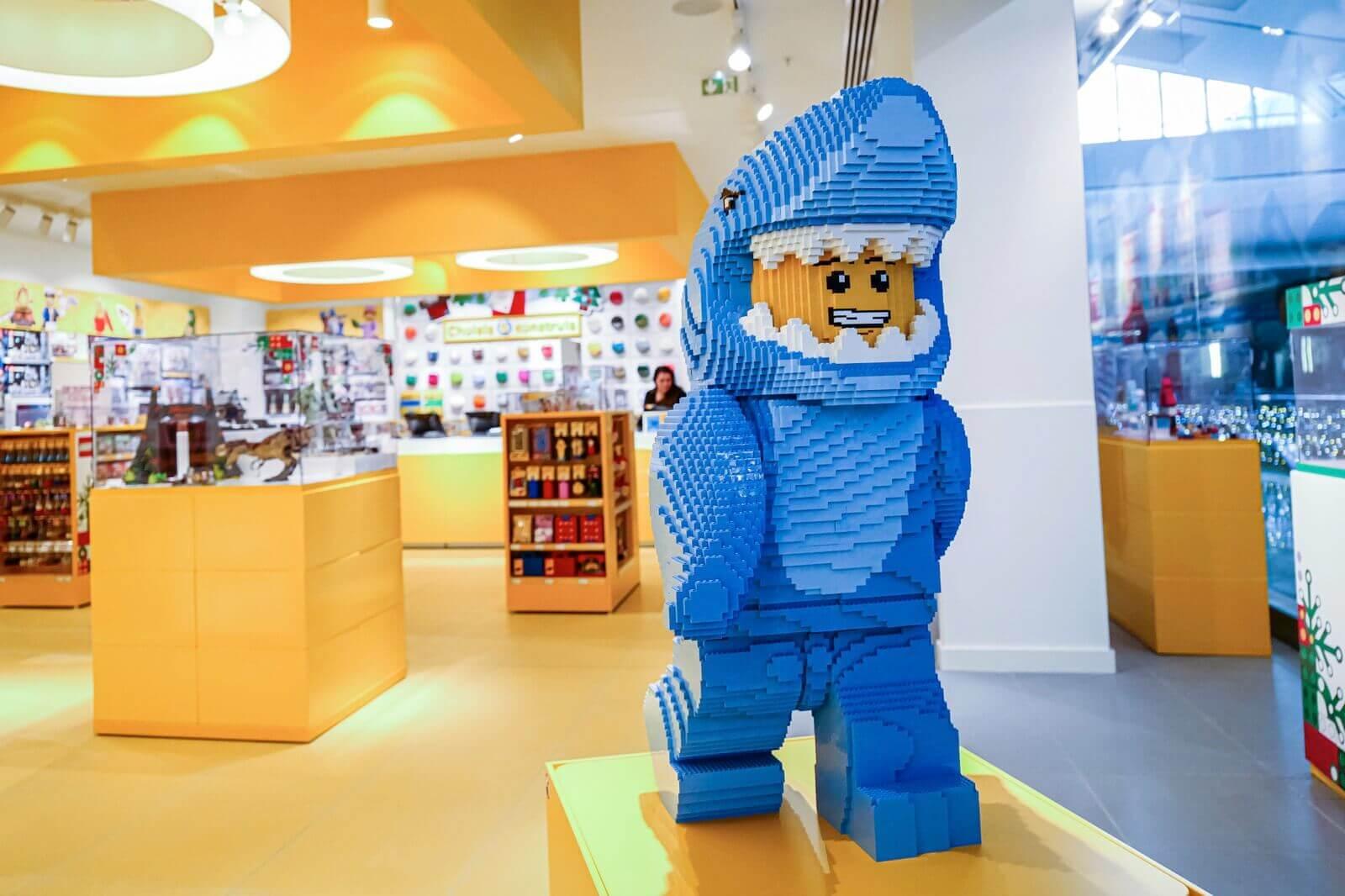 Lego utilise Side Flash
